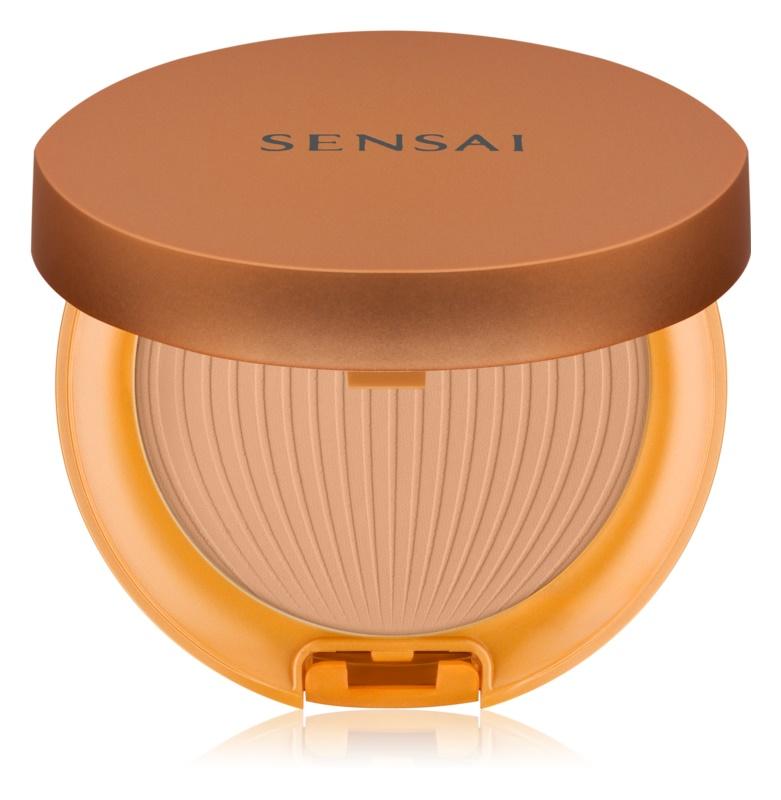 Sensai Silky Bronze Sun Protection Waterproof Powder SPF 30
