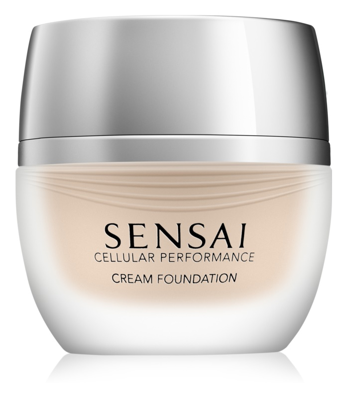 Sensai Cellular Performance Foundations крем фон дьо тен SPF 15