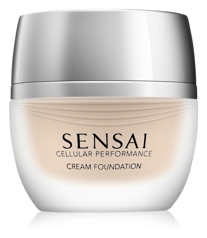 Sensai Cellular Performance Foundations krémový make-up SPF 15