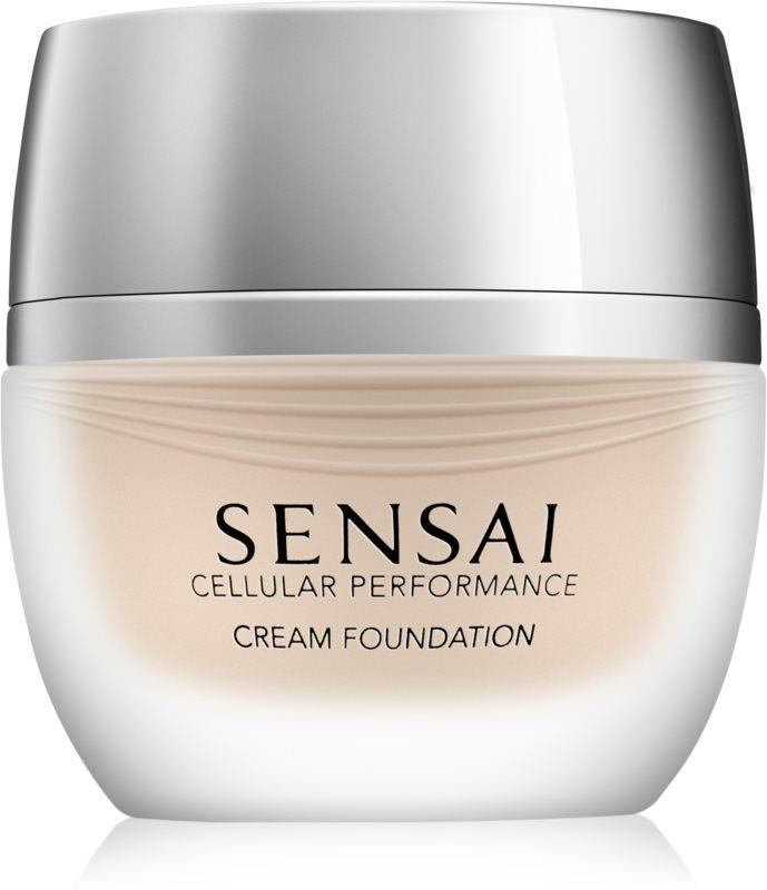 Sensai Cellular Performance Foundations make-up crema SPF15