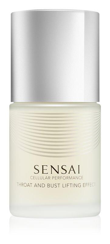 Sensai Cellular Performance Standard serum za vrat in dekolte