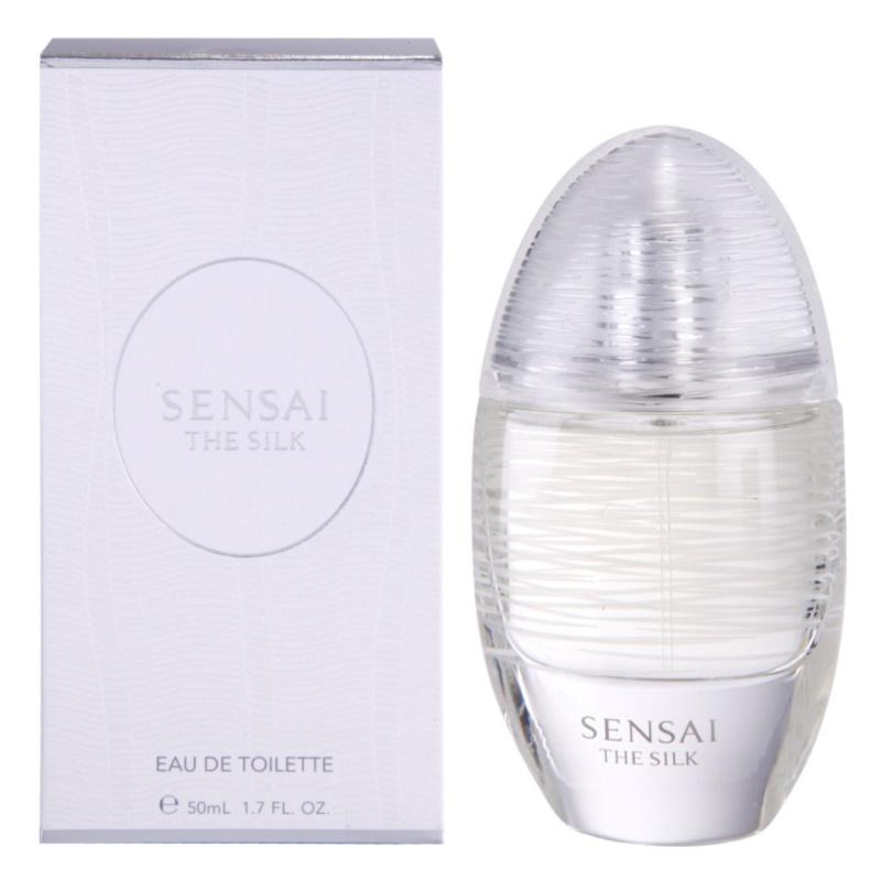 Sensai The Silk Eau de Toilette for Women 50 ml