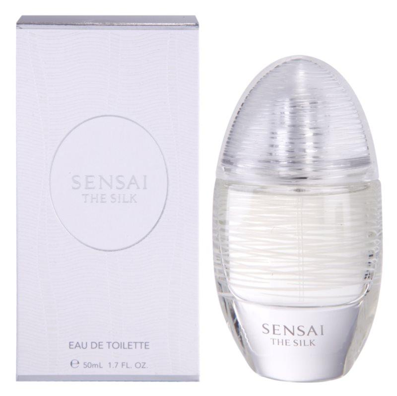 Sensai The Silk toaletná voda pre ženy 50 ml