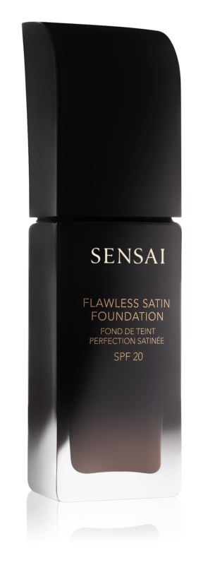 Sensai Flawless Satin tekutý make-up SPF 20