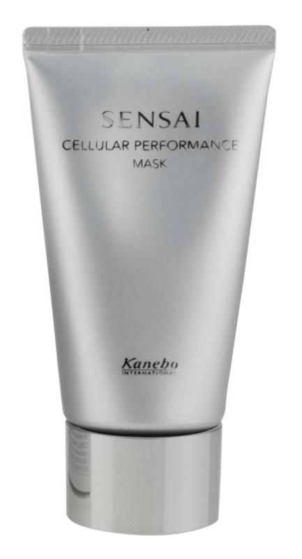 Sensai Cellular Performance Standard regeneráló maszk az arcra