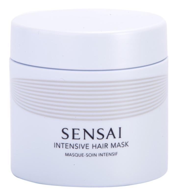 Sensai Hair Care intenzív maszk hajra hajra