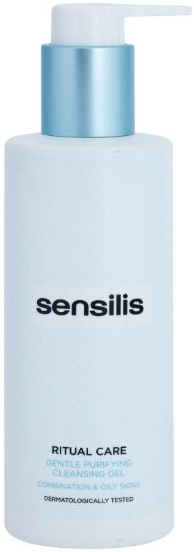 Sensilis Ritual Care jemný čisticí gel pro mastnou a smíšenou pleť