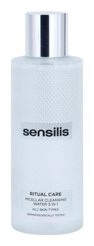 Sensilis Ritual Care čistiaca micelárna voda 3v1