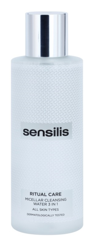 Sensilis Ritual Care čisticí micelární voda 3 v 1