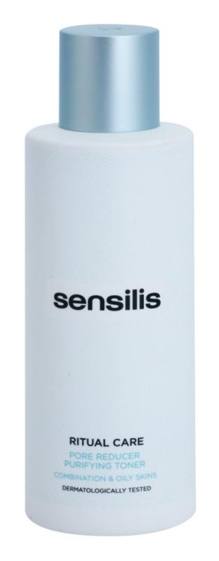 Sensilis Ritual Care čistiace tonikum pre reguláciu mazu a minimalizáciu pórov