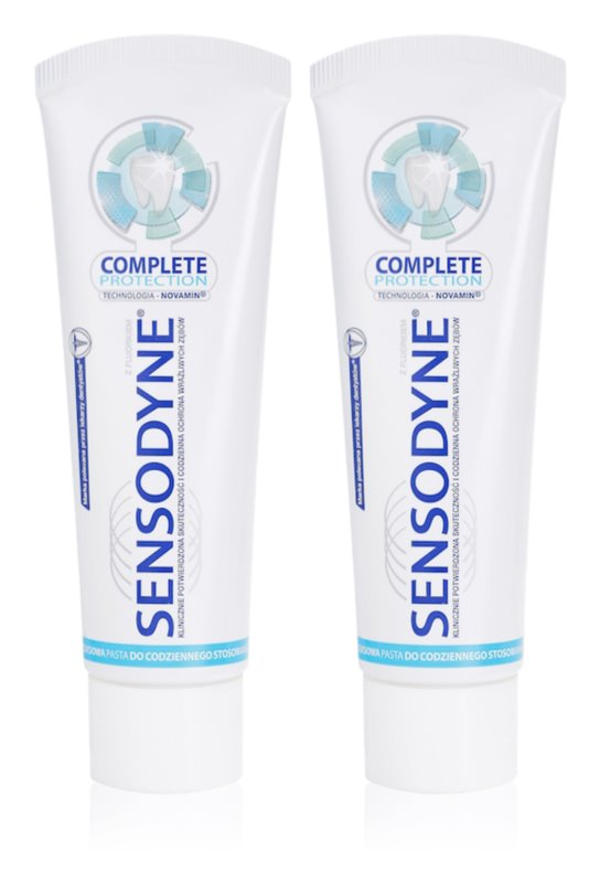 Sensodyne Complete Protection zubní pasta pro kompletní ochranu zubů