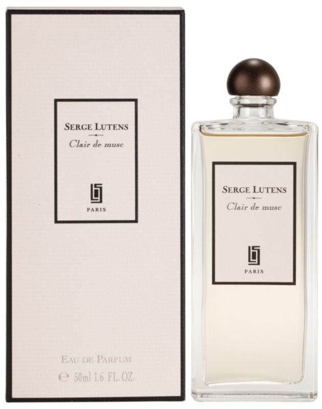 Serge Lutens Clair De Musc eau de parfum per donna 50 ml