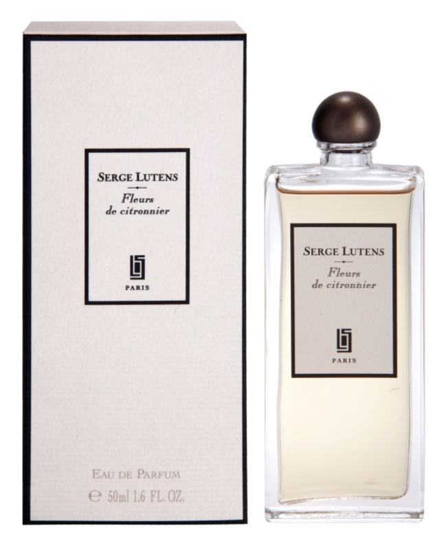 Serge Lutens Fleurs d'Citronnier parfémovaná voda unisex 50 ml