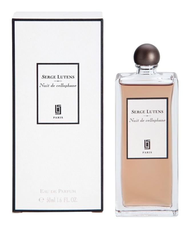 Serge Lutens Nuit de Cellophane eau de parfum para mujer 50 ml