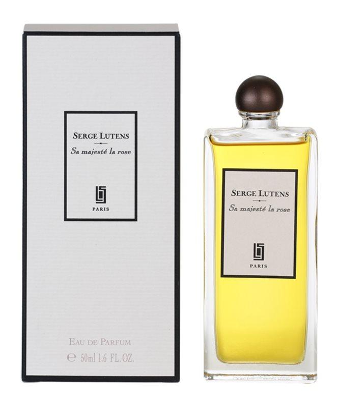 Serge Lutens Sa Majesté La Rose eau de parfum nőknek 50 ml