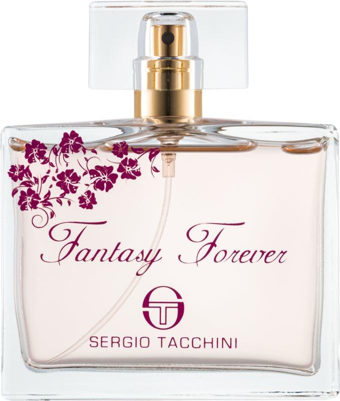 Sergio Tacchini Fantasy Forever Eau de Romantique Eau de Toilette for Women 100 ml