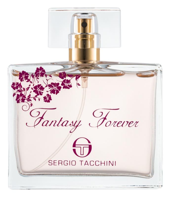 Sergio Tacchini Fantasy Forever Eau de Romantique toaletná voda pre ženy 100 ml