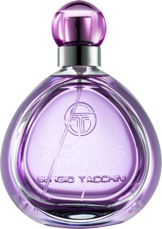 Sergio Tacchini Precious Purple Eau de Toilette voor Vrouwen  100 ml