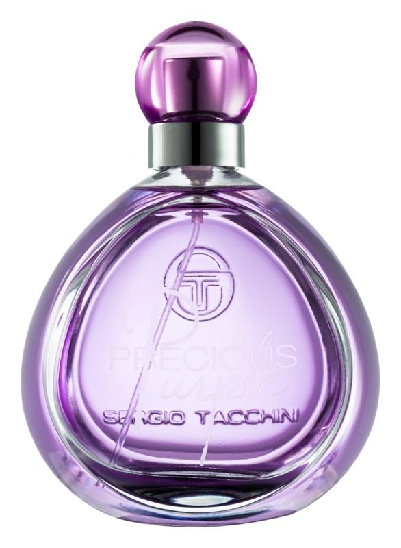 Sergio Tacchini Precious Purple toaletná voda pre ženy 100 ml