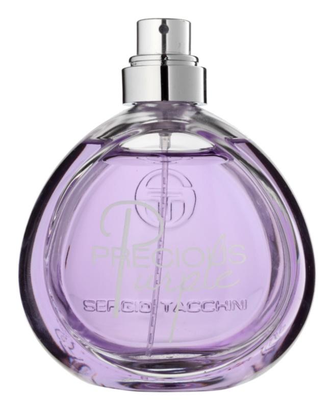 Sergio Tacchini Precious Purple eau de toilette teszter nőknek 100 ml