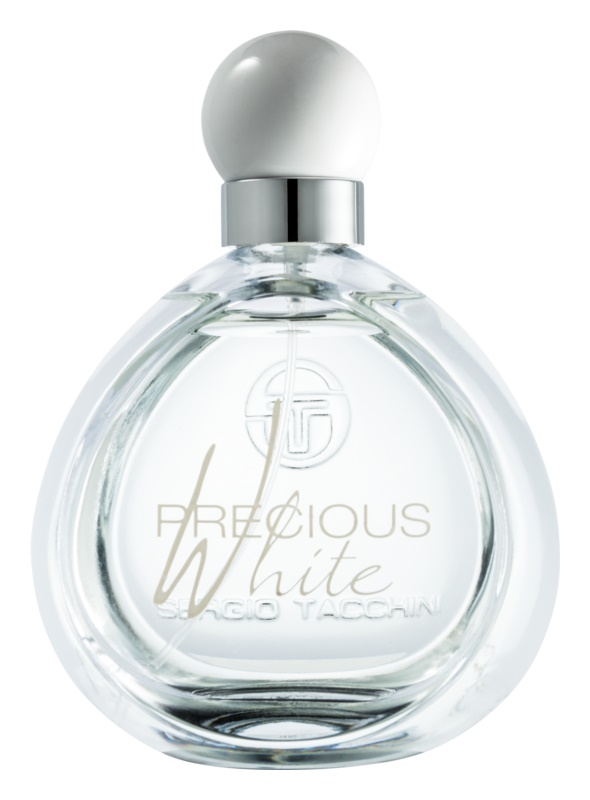 Sergio Tacchini Precious White woda toaletowa dla kobiet 100 ml