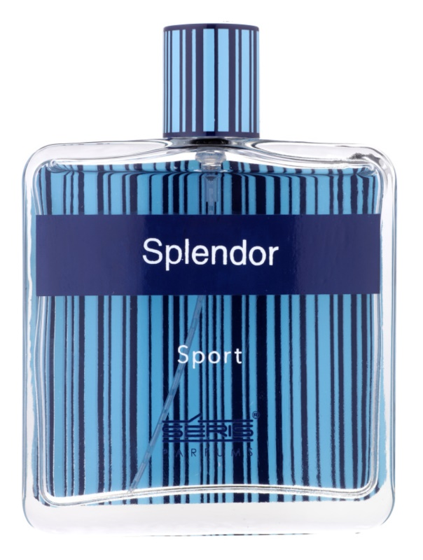 Seris Perfumes Splendor Sport parfémovaná voda unisex 100 ml