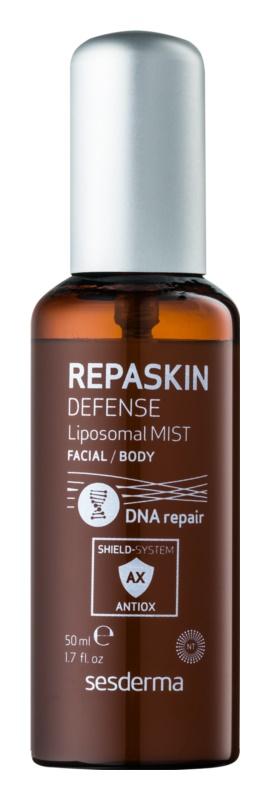 Sesderma Repaskin Defense pulverizare lipozomală protectoare contra deteriorării pielii