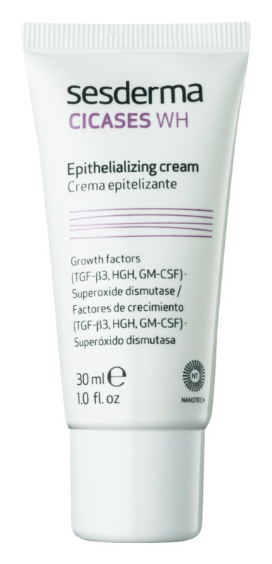 Sesderma Cicases WH Epithelial Cream to Help Regenerate Damaged Skin