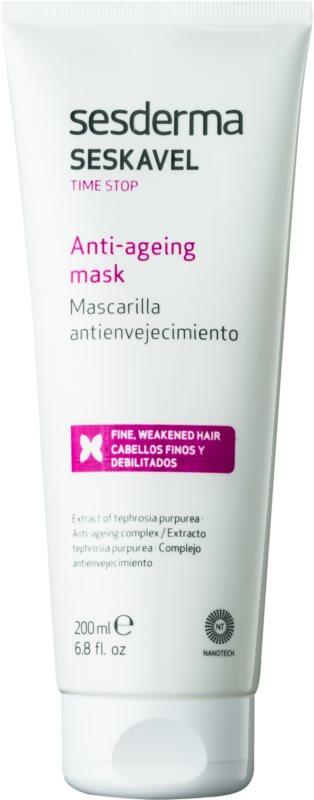 Sesderma Seskavel Time Stop revitalizačná maska proti príznakom starnutia vlasov