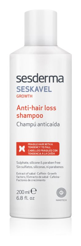Sesderma Seskavel Growth stimulující šampon proti padání vlasů