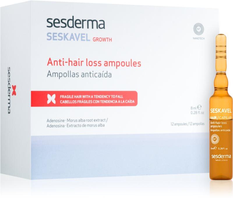 Sesderma Seskavel Growth інтенсивний догляд проти випадіння волосся