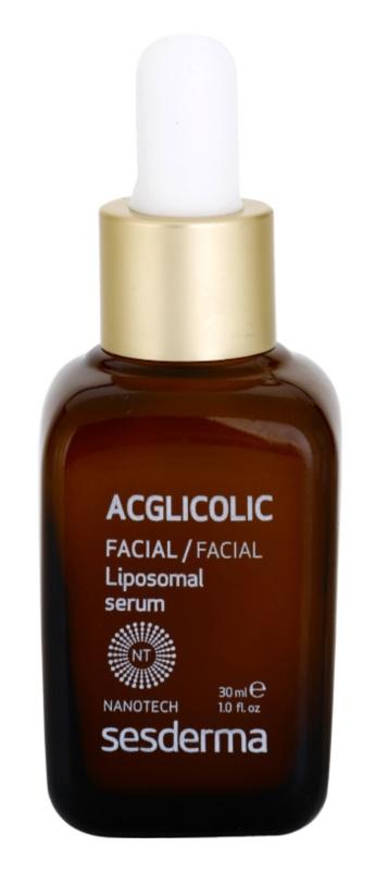 Sesderma Acglicolic Facial intenzivní sérum pro všechny typy pleti