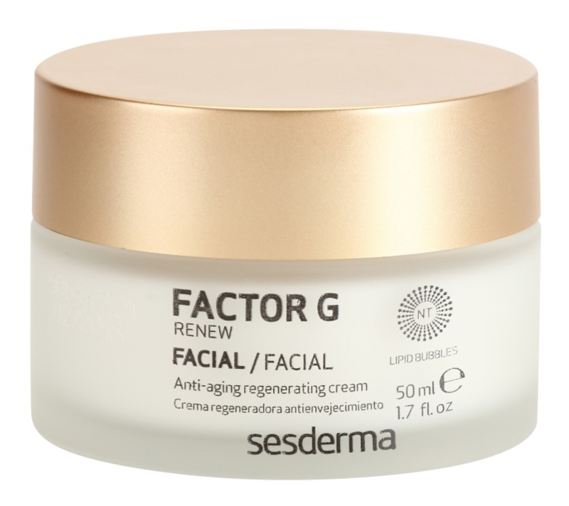 Sesderma Factor G Renew regenerační krém s růstovým faktorem