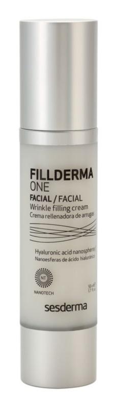 Sesderma Fillderma One krém na vyplnění hlubokých vrásek a zpevnění pleti s kyselinou hyaluronovou
