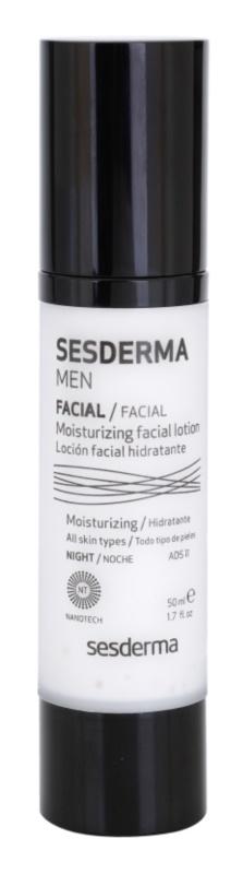 Sesderma Men noční hydratační fluid pro muže