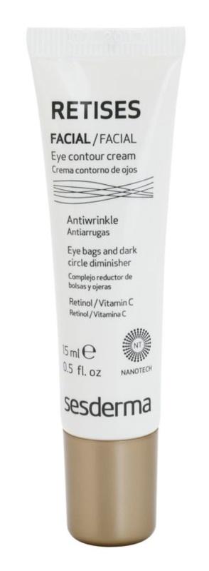 Sesderma Retises Crema de ojos antiarrugas para reducir la hinchazón y las ojeras