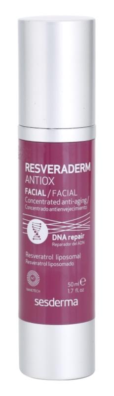 Sesderma Resveraderm antioxidační pleťový krém pro obnovu povrchu pleti