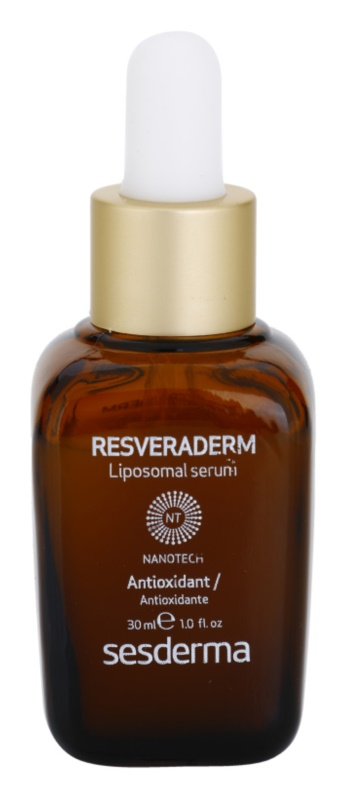 Sesderma Resveraderm antioxidační sérum pro obnovu povrchu pleti