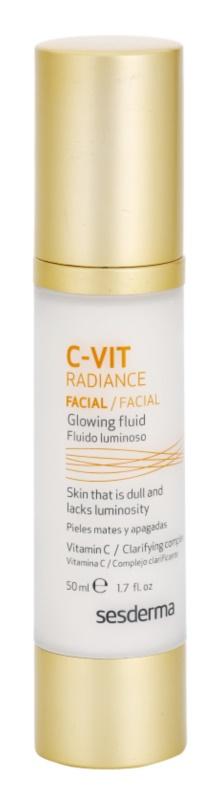 Sesderma C-Vit Radiance loción iluminadora para pieles cansadas
