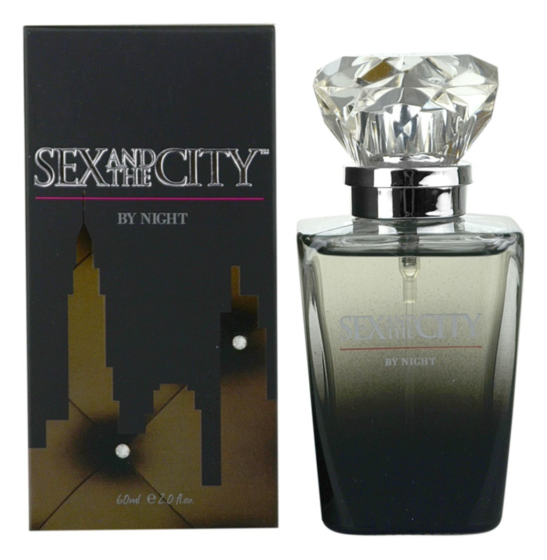 Sex and the City By Night Eau de Parfum for Women 60 ml