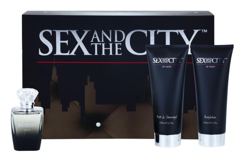 Sex and the City By Night подарунковий набір II.