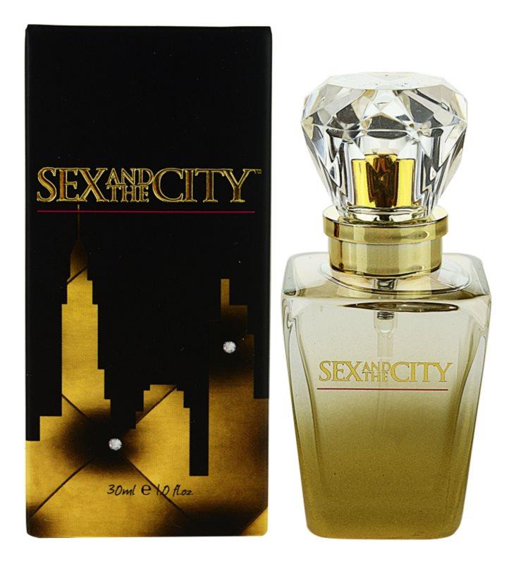 Sex and the City Sex and the City eau de parfum para mujer 30 ml