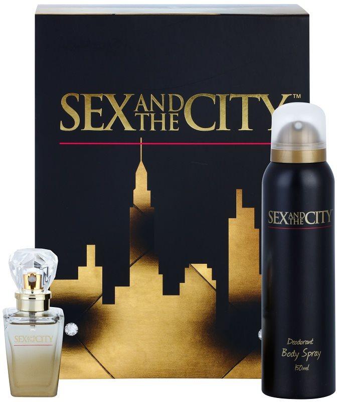 Sex and the City Sex and the City set cadou I.