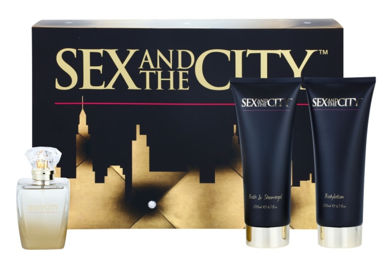 Sex and the City Sex and the City Geschenkset II.