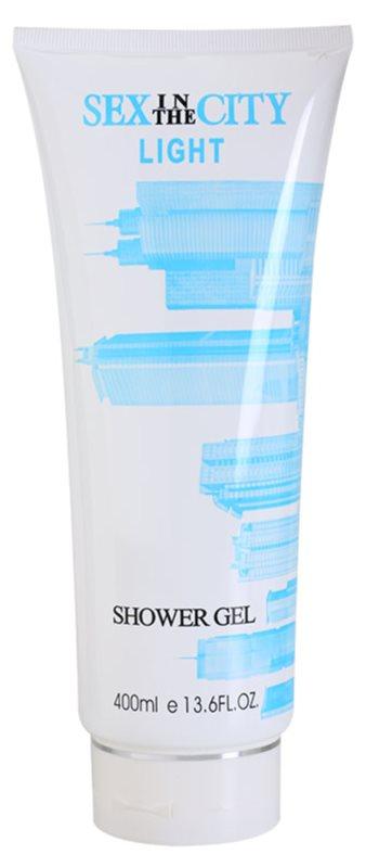 Sex In The City Light gel douche pour femme 400 ml