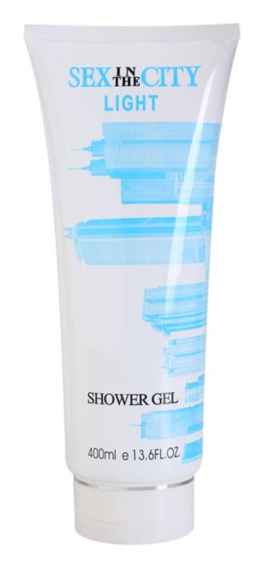 Sex In The City Light Shower Gel for Women 400 ml