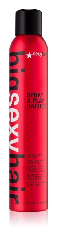 Sexy Hair Big Strong Hold Hairspray with Volume Effect