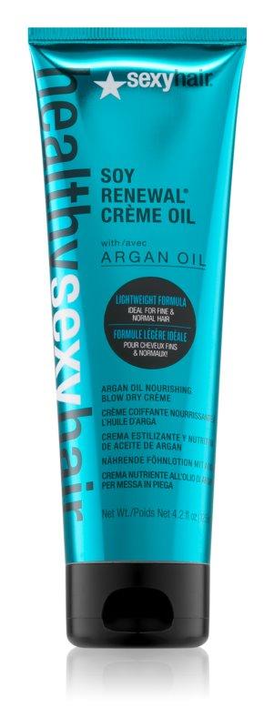 Sexy Hair Healthy крем - олио за всички видове коса
