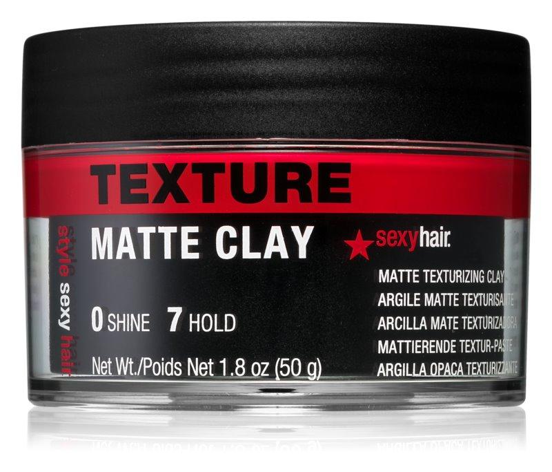 Sexy Hair Style modelovacia hlina  pre fixáciu a tvar