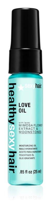 Sexy Hair Healthy олио за коса за хидратация и блясък